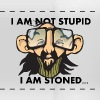 I am stoned - Panoramic Mug