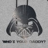 Who's Your Daddy? - Colorblock Hoodie