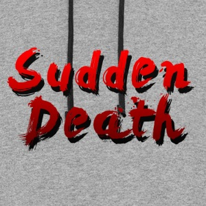 SuddenDeath - Colorblock Hoodie