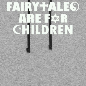 Fairytales Are For Children - Colorblock Hoodie