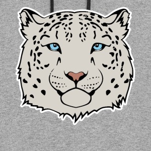 Leopard Shirts - Colorblock Hoodie