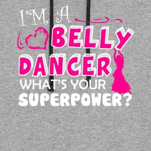Belly Dancer Shirt - Colorblock Hoodie