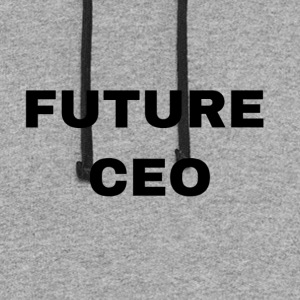 Future CEO - Colorblock Hoodie