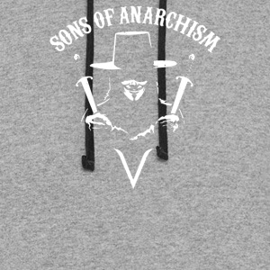 Sons of Anarchism - Colorblock Hoodie