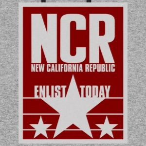 new california republic - Colorblock Hoodie