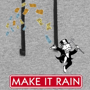 Make it Rain Monopoly - Colorblock Hoodie