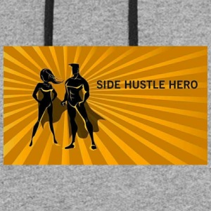 Side Hustle Hero - Colorblock Hoodie
