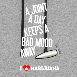 A Joint A Day - Colorblock Hoodie