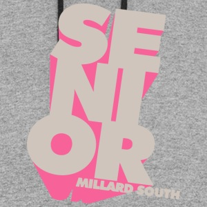 Millard South - Colorblock Hoodie