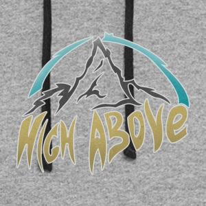 High Above - Colorblock Hoodie