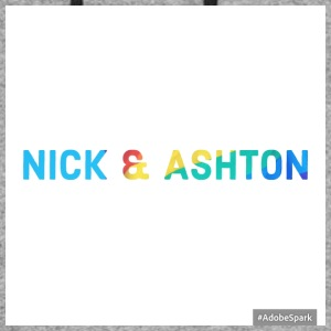 Nick and Ashton shop - Colorblock Hoodie