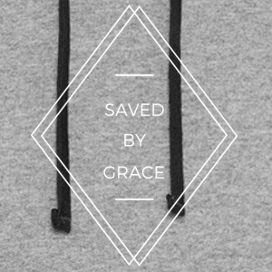 Saved by Grace - Colorblock Hoodie