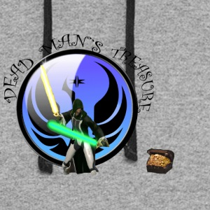 Dead Man's Treasure - Colorblock Hoodie