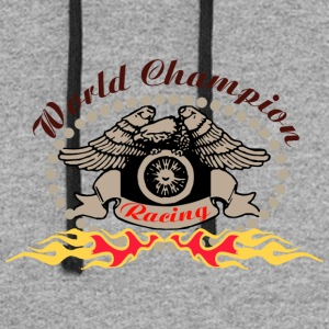 WORLD CHAMPION - Colorblock Hoodie