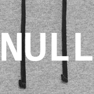 Null pointer (C) - Colorblock Hoodie