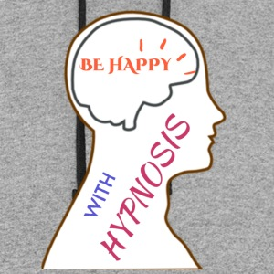 Be happy w hynosis - Colorblock Hoodie