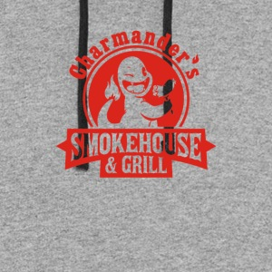 Smokehouse and Grill - Colorblock Hoodie