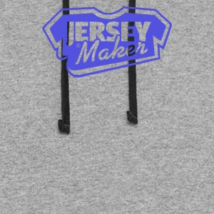 jersey maber - Colorblock Hoodie