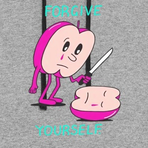 Forgive Yourself - Colorblock Hoodie