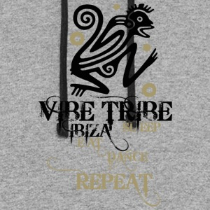 Vibe Tribe Ibiza - Colorblock Hoodie
