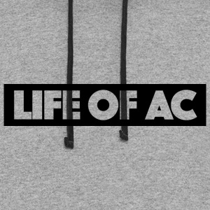 Cut Out | Life Of AC - Colorblock Hoodie