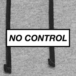No control phone case - Colorblock Hoodie
