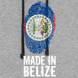 Made In Belize - Colorblock Hoodie
