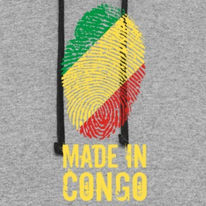 Made In Congo - Colorblock Hoodie