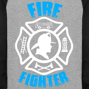 Fire Fighter - Colorblock Hoodie