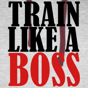 Train Like a Boss - Colorblock Hoodie