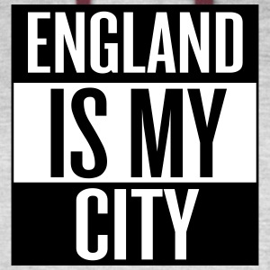 England is my City - Colorblock Hoodie