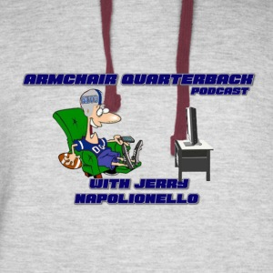 Armchair Quarterback Podcast - Colorblock Hoodie