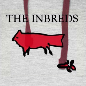 The Inbreds - Colorblock Hoodie