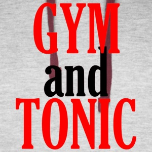 Gym and Tonic - Colorblock Hoodie