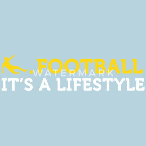 Football Quotes Football Is A Way Of Life Baby Bib Spreadshirt