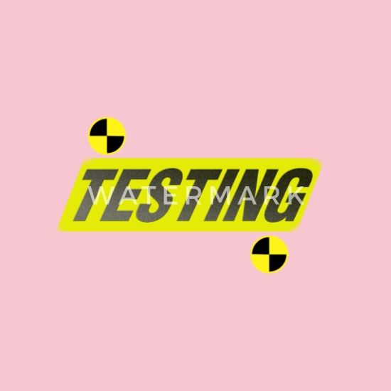 ASAP ROCKY TESTING Baby Bib | Spreadshirt