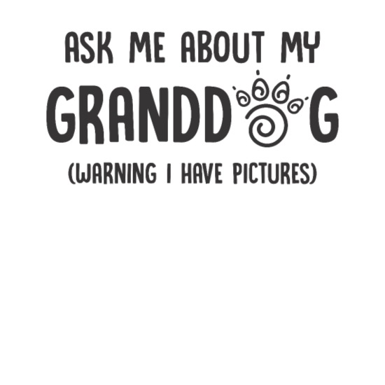 Grandma Grandpa dogs birthday present