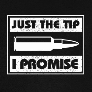 Just The Tip I Promise - Vintage Sport T-Shirt