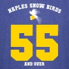 NAPLES, FLORIDA SNOW BIRD JERSEY - Vintage Sport T-Shirt