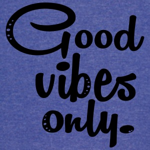 Good Vibes Only - Vintage Sport T-Shirt