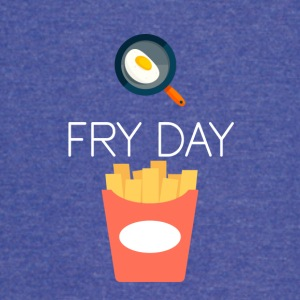 It's FRY DAY - Vintage Sport T-Shirt