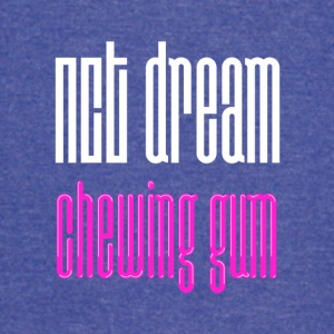 NCT Dream Chewing Gum Logo - Vintage Sport T-Shirt
