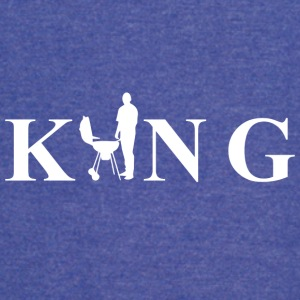 Grill king - Vintage Sport T-Shirt