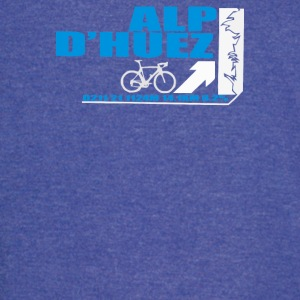 Tour De France Alp D Huez Cycling - Vintage Sport T-Shirt