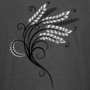 Filigree grain ears, baker, bakery - Vintage Sport T-Shirt