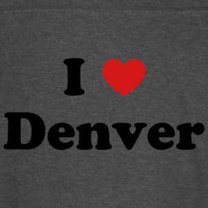 I love Denver - Vintage Sport T-Shirt