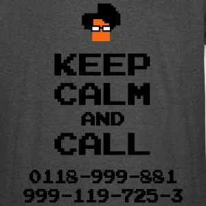 IT Crowd Moss emergency KEEP CALM - Vintage Sport T-Shirt