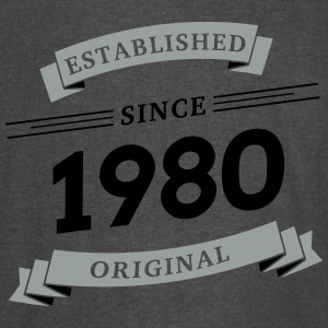 Established since 1980 - Vintage Sport T-Shirt