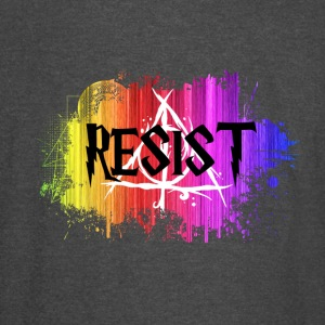 Harry Potter - RESIST - Vintage Sport T-Shirt