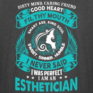 Perfect Esthetician - Vintage Sport T-Shirt